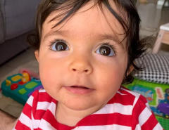 """Saúde: Bebê recebe 6,6 milhões do Ministério da Saúde para """"remédio mais caro do mundo""""  Fonte: Portal Grande Ponto"""
