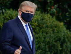 Urgente: Estado de saúde de Trump é 'muito preocupante', diz fonte ligada ao presidente