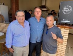 Brasília: Prefeito Álvaro Dias agradece a Bolsonaro por apoio a Natal  Fonte: Portal Grande Ponto