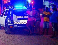 Em Mossoró criminosos invadem casa praticam assalto e ainda atiram em uma das vítimas