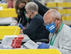 Novidades nas eleições americanas: Estado da Geórgia terá recontagem de votos, diz secretário  Fonte: Portal Grande Ponto