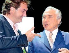 Ferrou: Empresário terá que indenizar Temer em R$ 300 mil por danos morais