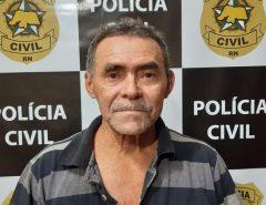 Polícia Civil prende em Macaíba condenado por homicídio em Governador Dix-Sept Rosado