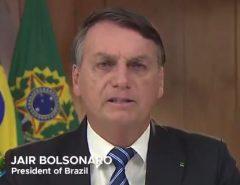 """Firme: """"O tempo vem provando que estávamos certos"""", diz Bolsonaro sobre pandemia"""