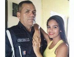 MACAÍBA:'Pedi força a Deus quando vi que era ela', diz PM que atendeu ocorrência de acidente que matou a própria filha
