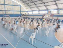 Teste Covid-19 em Macaíba
