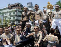 Envelhecimento da população do Japão chega à máfia Yakuza