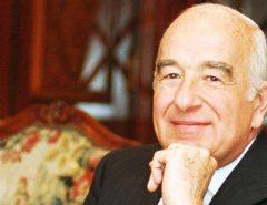 Morreu o homem mais rico do Brasil, o banqueiro Joseph Safra