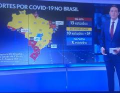 ELE VOLTOU COM FORÇA: Jornal Nacional confirma lotação de hospitais em Natal (RN)