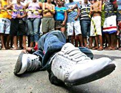 TRISTE REALIDADE: No RN 29,5% dos assassinatos são de jovens com idade entre 15 e 24 anos