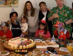 Fábio Faria faz homenagem a Silvio Santos em seu Aniversário