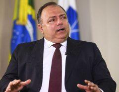 Estados receberão vacina contra Covid-19 simultaneamente, diz Ministro