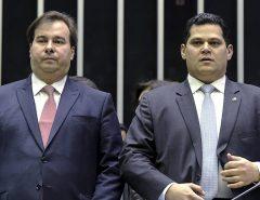 FIM DA NOVELA: Supremo veta possibilidade de Maia e Alcolumbre serem reeleitos