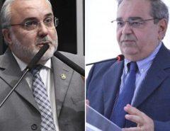 SÓ PODIA SER DO PT: Senador Jean Paul denuncia Álvaro Dias ao MP por incentivo ao uso de Ivermectina para a Covid-19