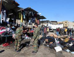 MUNDO: Duplo ataque suicida deixa 32 mortos e 110 feridos em Badgá, no Iraque