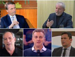 Presidente Jair Bolsonaro tem 43% das intenções de voto para 2022, aponta pesquisa  Fonte: Portal Grande Ponto