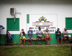 CORONAVIRUS: Governadores concordam em ceder mais vacinas ao Amazonas