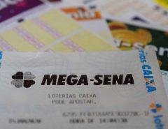 Ninguém acerta Mega-Sena e prêmio vai para R$ 25 milhões
