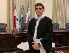 Lição de Vida: Filho de carroceiro e lavadeira do RN toma posse como juiz no Pará