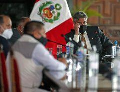 AMÉRICAS: No Peru, classe política sofre rejeição recorde após impeachment e pandemia