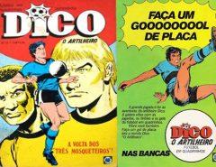 Falando sobre Quadrinhos (Revistas e Personagens) – 3