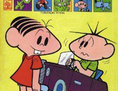 Falando sobre Quadrinhos (Revistas e Personagens) – 2