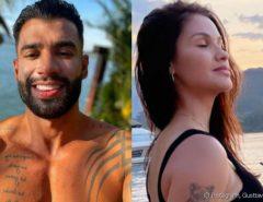 O AMOR FALOU MAIS ALTO: Gusttavo Lima e Andressa Suita anulam divórcio e vão à Angra dos Reis