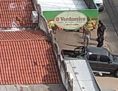 Em Parnamirim comerciante é morto em assalto a um mercadinho em Cidade Verde