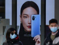 Queda: Fabricante chinesa Xiaomi afunda na bolsa após inclusão em lista dos EUA