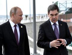 ÁSIA E PACÍFICO: Ditador do Turcomenistão já prepara o filho para herdar o poder no país