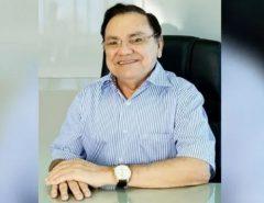 Morre empresário Durval Dantas, proprietário das lojas Maré Mansa