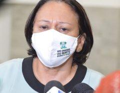 MEDIDA: Fátima pede à bancada federal aprovação do auxílio emergencial, mas pressiona por piso de gasto