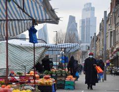 ECONOMIA: Economia do Reino Unido tem tombo recorde de 9,9% em 2020