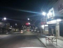 Violência: Dois bandidos acabaram de roubar um carro no centro de Macaíba