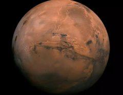CIÊNCIA: Nasa divulga primeira foto colorida de Marte captada pelo Perseverance