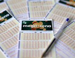 Sorteio da Mega-Sena pode pagar R$ 2,5 milhões neste sábado