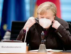 MUNDO: Merkel diz que variantes da covid criam risco de 3ª onda