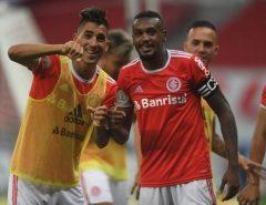 ESPORTE: Internacional pode faturar título do Brasileirão 2020 neste domingo