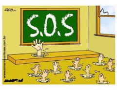 """""""ENTRE ASPAS"""": Será o começo do caos da educação de Macaíba?"""