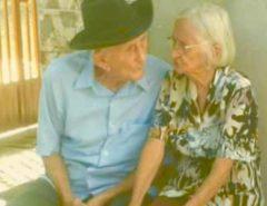 TRISTE: Casal 'bodas de diamante' que morreu de Covid-19 em São do Sabugi havia tomado a 1ª dose da Coronavac