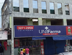Cai laje de prédio comercial aqui de Macaíba