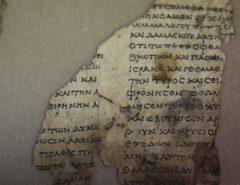 DESCOBERTA: Pergaminho bíblico é descoberto no Deserto da Judeia