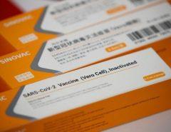 PANDEMIA: Butantan disponibiliza mais 2 milhões de doses da vacina CoronaVac