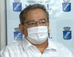 """Coronavírus: Álvaro Dias diz que o """"limite chegou"""" e que decreto conjunto com o Estado foi necessário para situação não ficar """"incontrolável"""""""