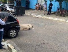 VIOLÊNCIA: Vereador e filho são assassinados a tiros durante emboscada