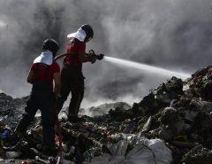 VEJA O VÍDEO: Dono de depósito que pegou fogo em São Gonçalo do Amarante dá depoimento impactante