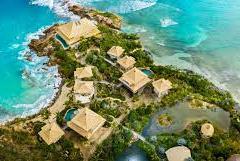 FINANÇAS: Bilionário aluga propriedade em ilha do Caribe por até R$ 208 mil a noite