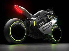 TECNOLOGIA: Xiaomi lança moto com motor elétrico e movida a hidrogênio