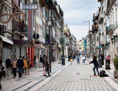 MUNDO: Após duro lockdown, Portugal não registra mortes por Covid-19 em 24h