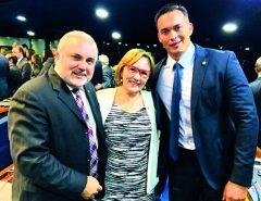 CALADINHOS: Styvenson assina CPI para investigar governadores; Zenaide e Jean Paul caladinhos